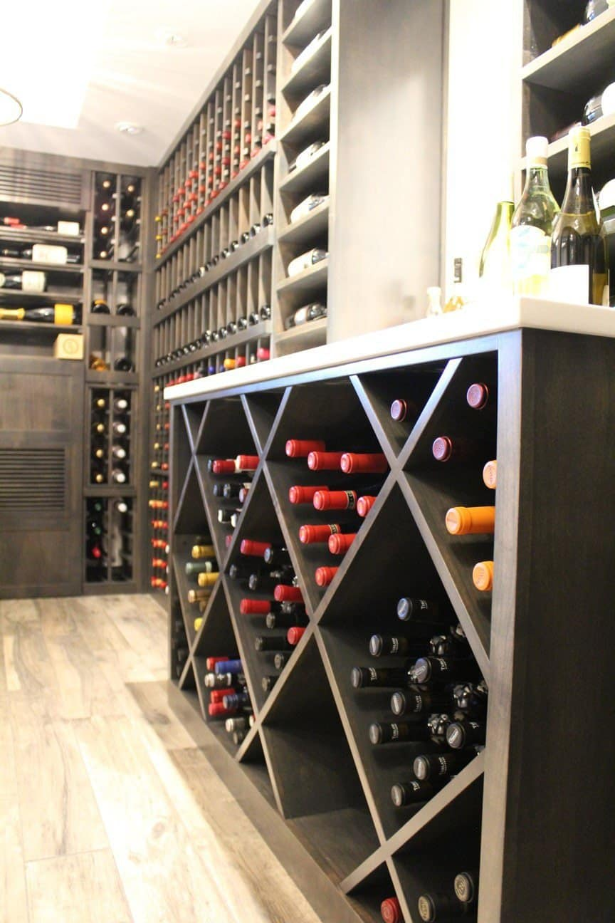 Wine Storage at Red Leaf Solutions
