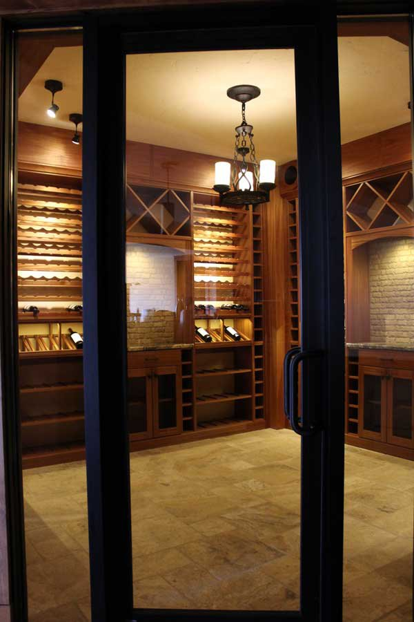 wine cellar cooler service in Denver