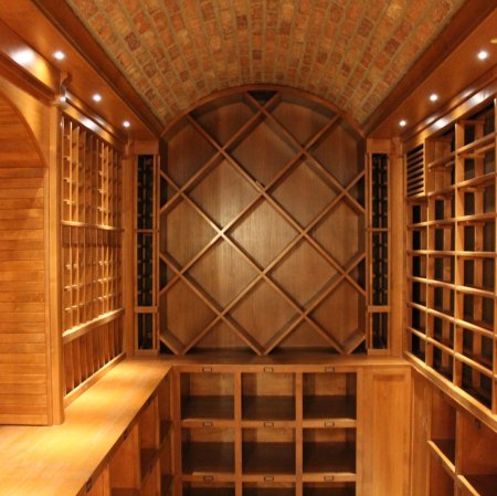 Custom Wine Cellar Design in Denver